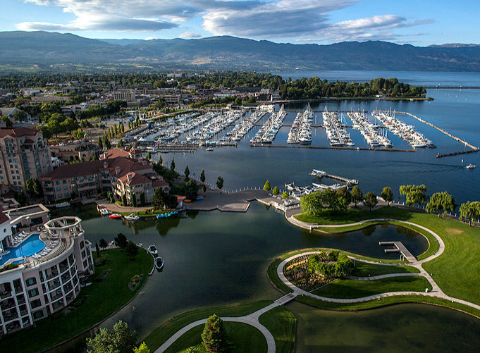 Kelowna Neighbourhoods Listings